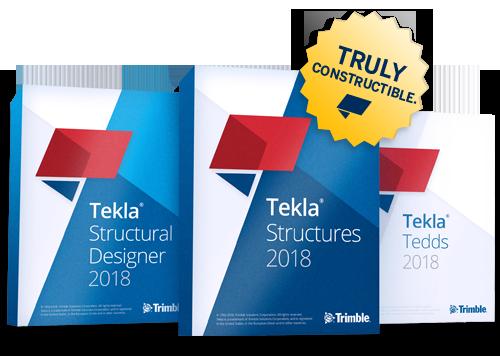Tekla 2018 boxes