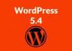 wordpress 5.4 lazy-loading